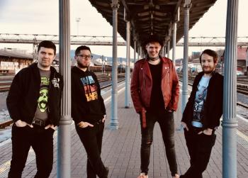 Lodivod live Rock fest Hronov 2017